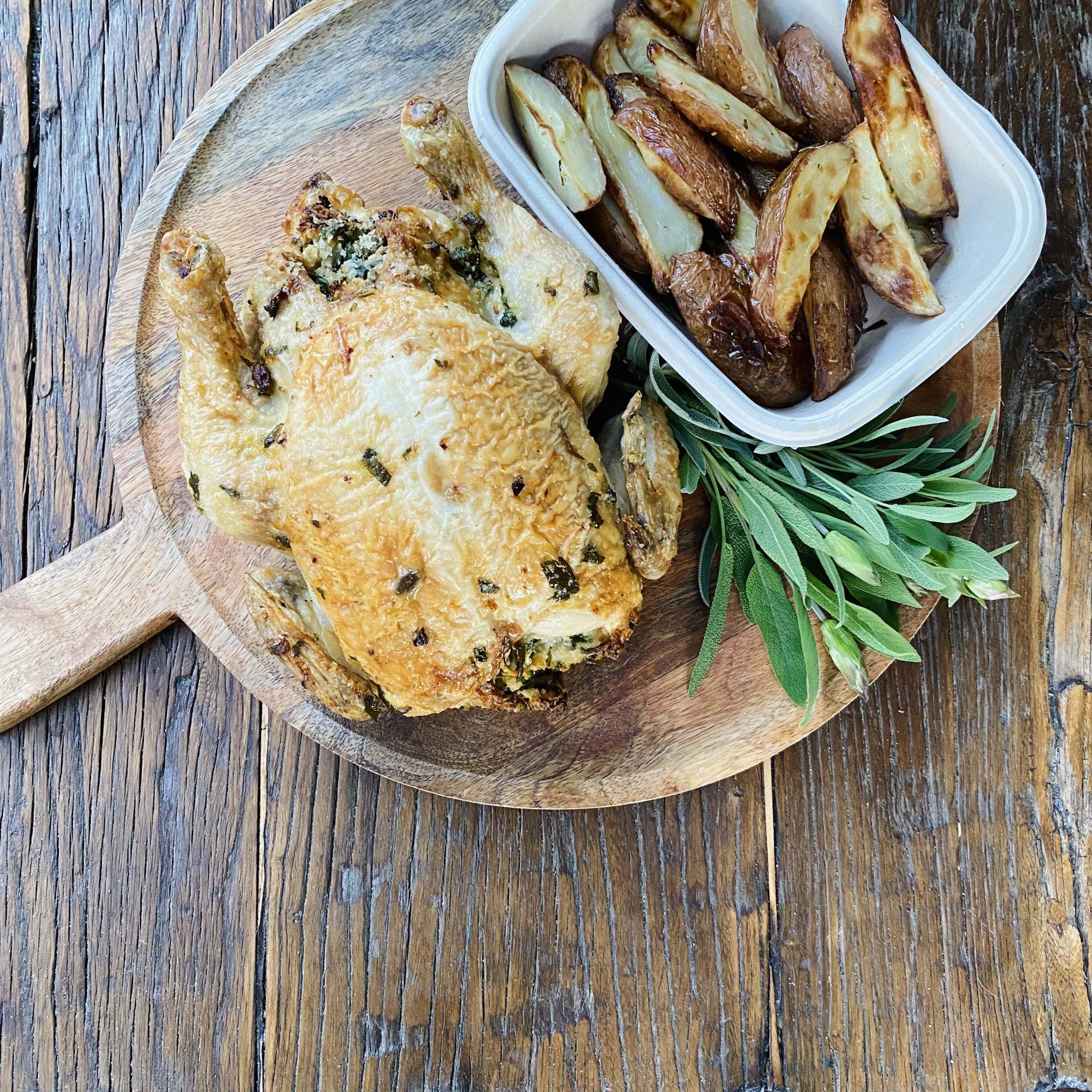 Sage chicken